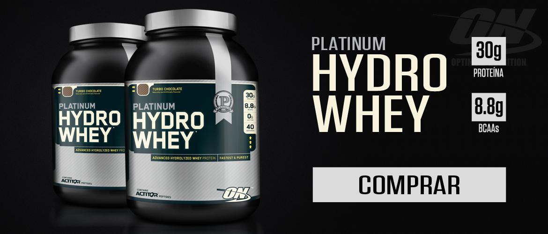 Platinum Hydro Whey Optimum Nutrition